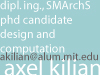 Send email to akilian@mit.edu